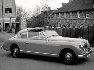 Jensen Interceptor Convertible 1950