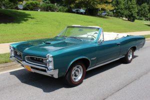 Pontiac GTO Convertible 1966