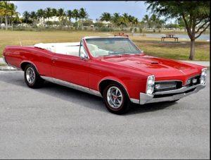 Pontiac GTO Convertible 1967