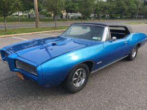 Pontiac GTO Convertible 1968