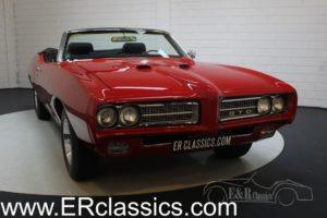 Pontiac GTO Convertible 1969