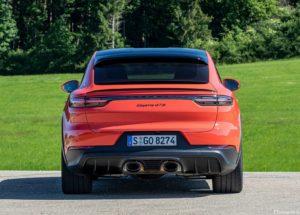 Porsche Cayenne GTS Coupe 2020