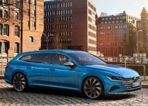 Volkswagen Arteon Shooting Brake 2021