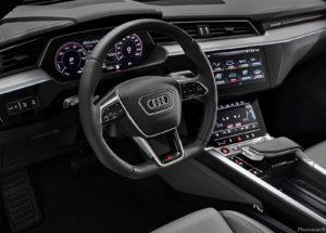 Audi e-tron S Sportback 2021