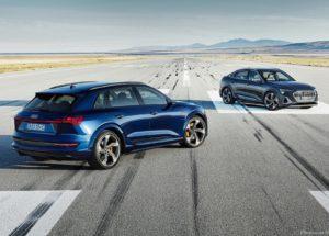 Audi e-tron S et Sportback 2021