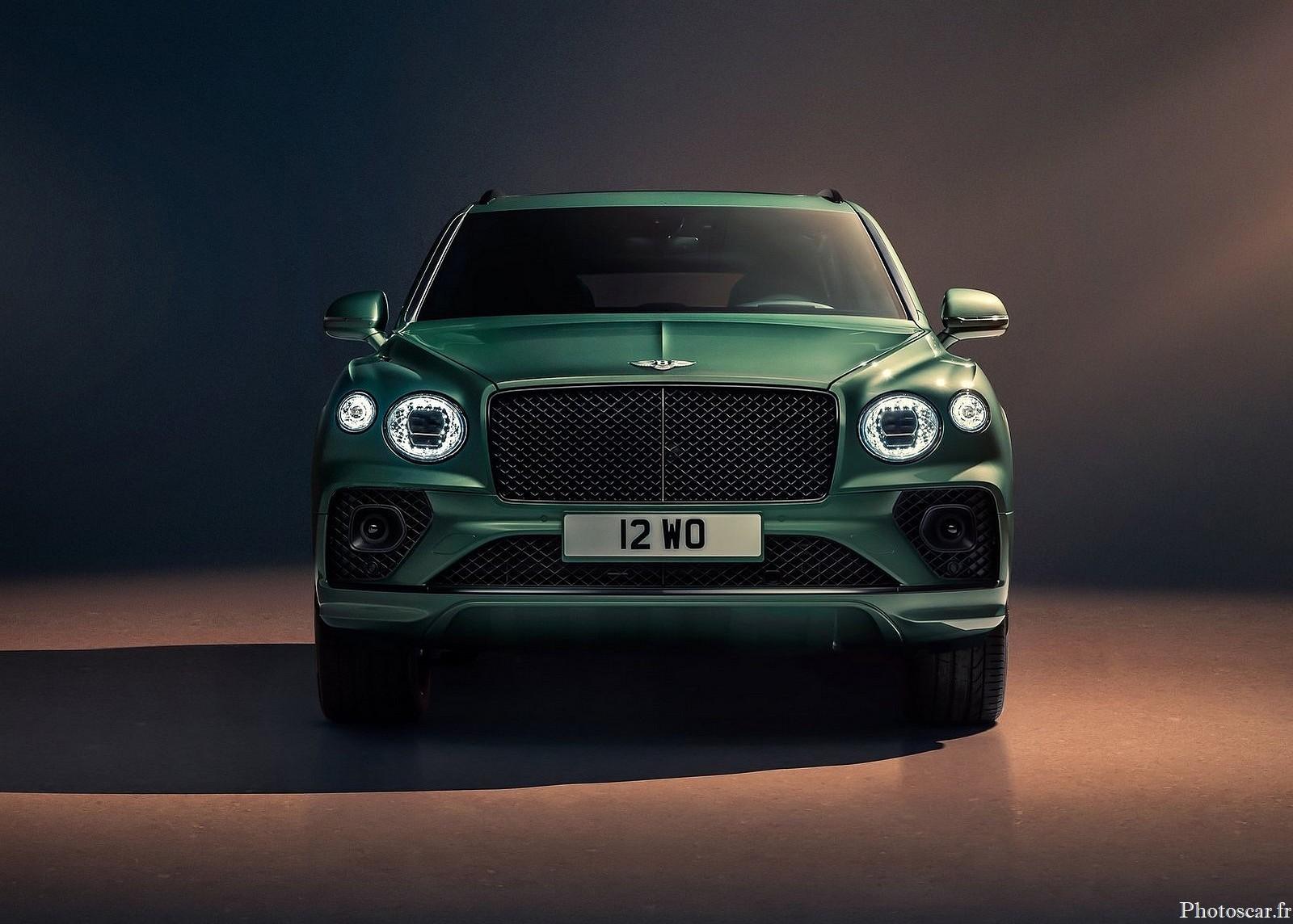 Bentley Bentayga 2021