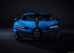 Bugatti Chiron Pur Sport 2021