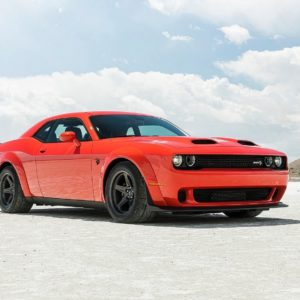 Dodge Challenger SRT Super Stock 2020
