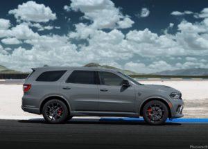 Dodge Durango SRT Hellcat 2021