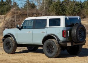 Ford Bronco 4 door 2021