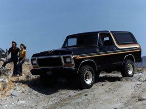 Ford Bronco Ranger XLT 1978