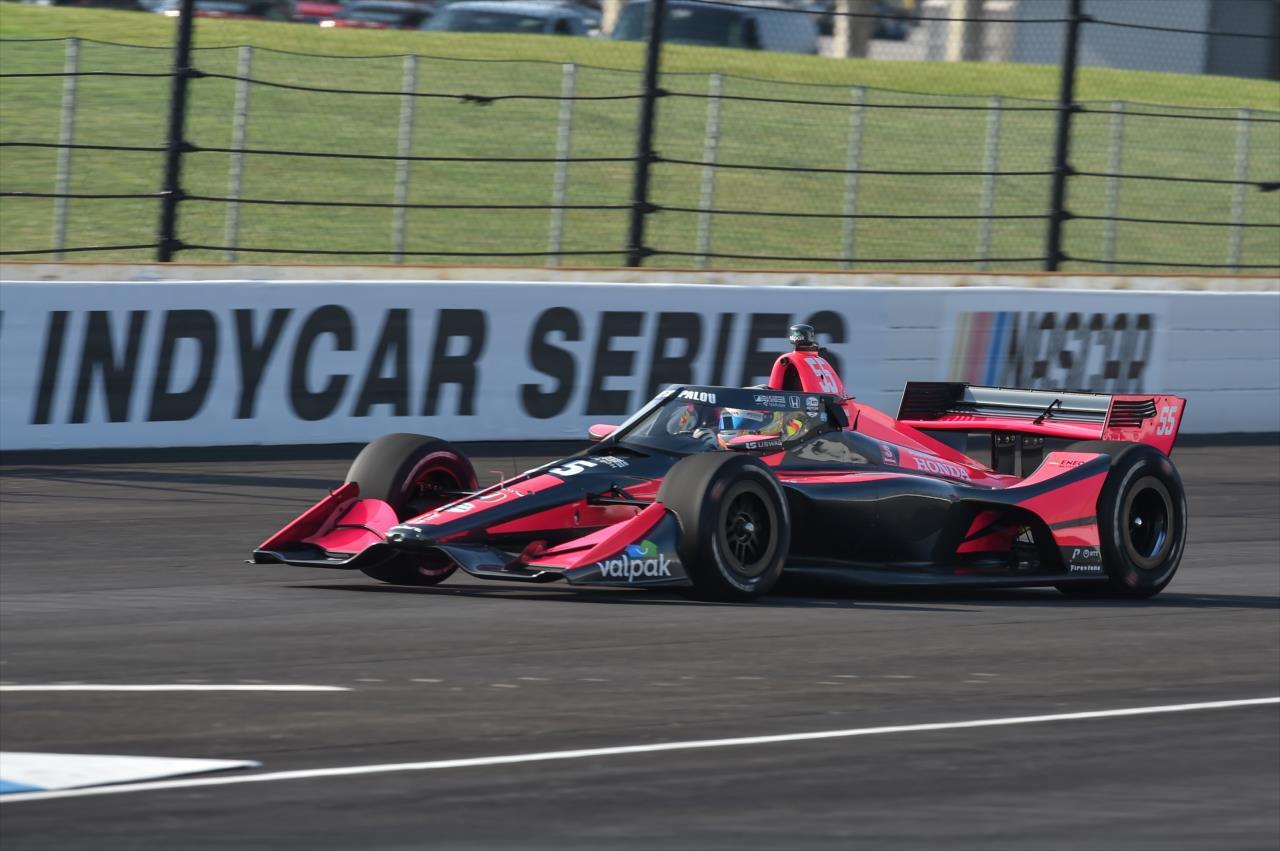 Indycar 2020 - Alex Palou