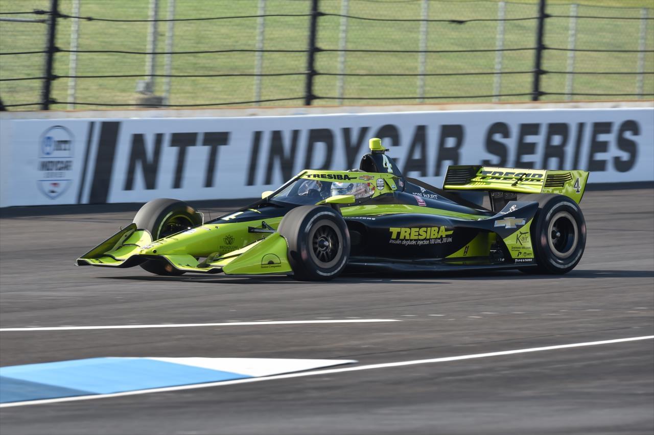 Indycar 2020 - Charlie Kimball