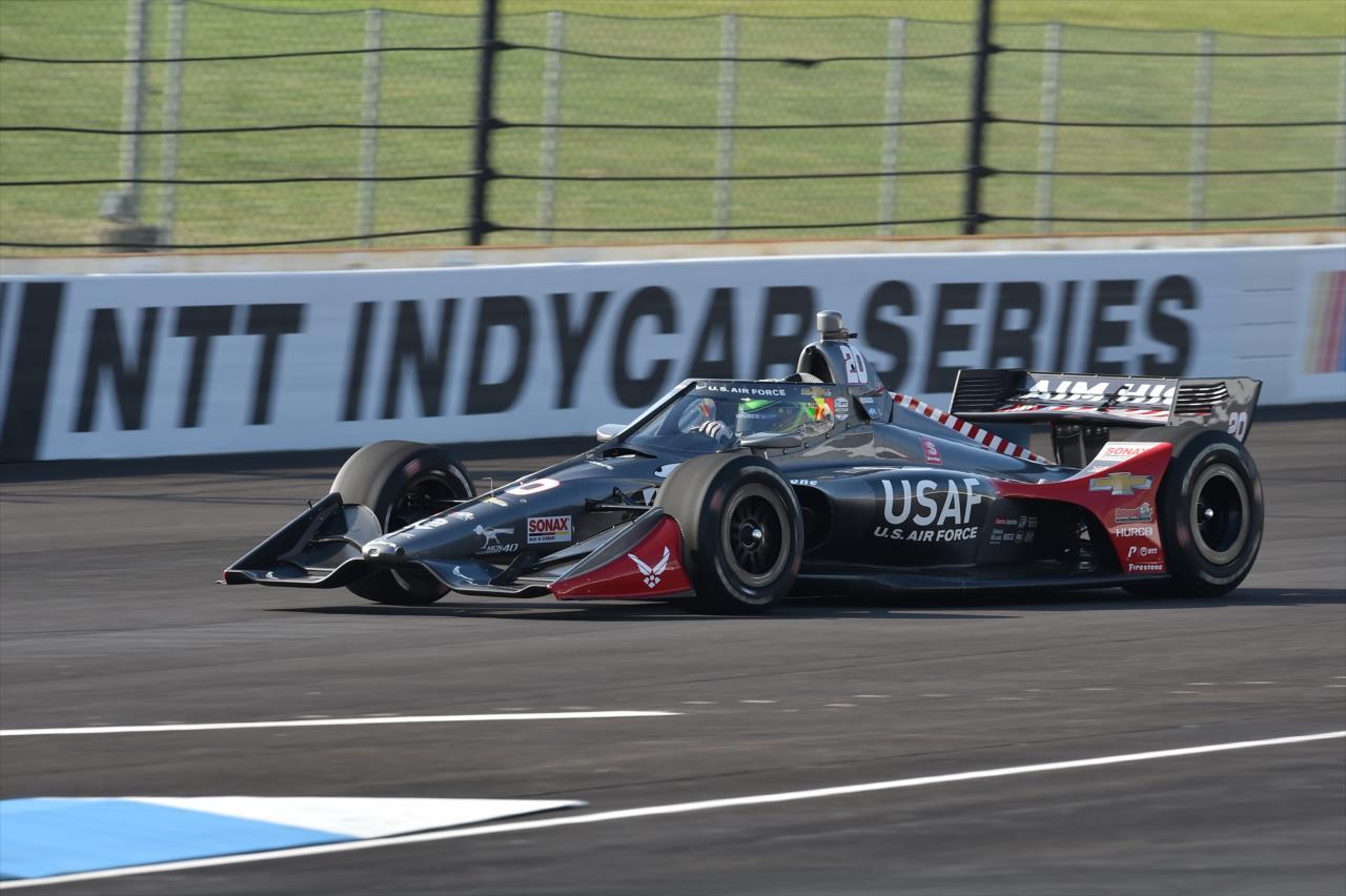 Indycar 2020 - Conor Daly