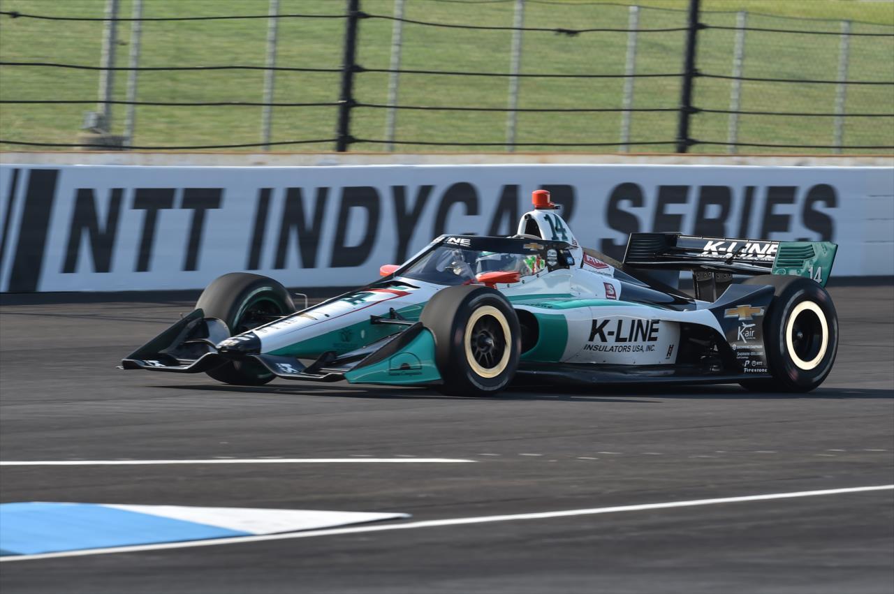 Indycar 2020 - Dalton Kellett