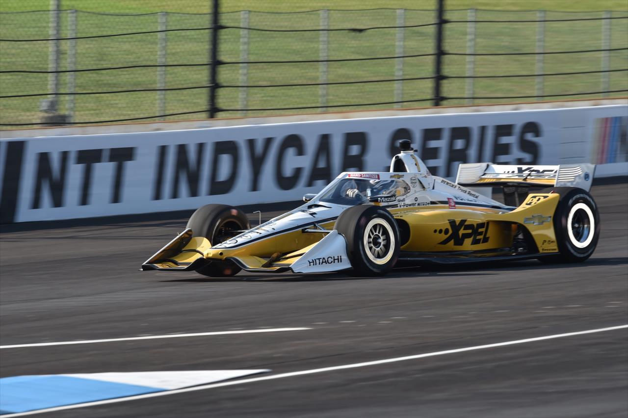 Indycar 2020 - Josef Newgarden