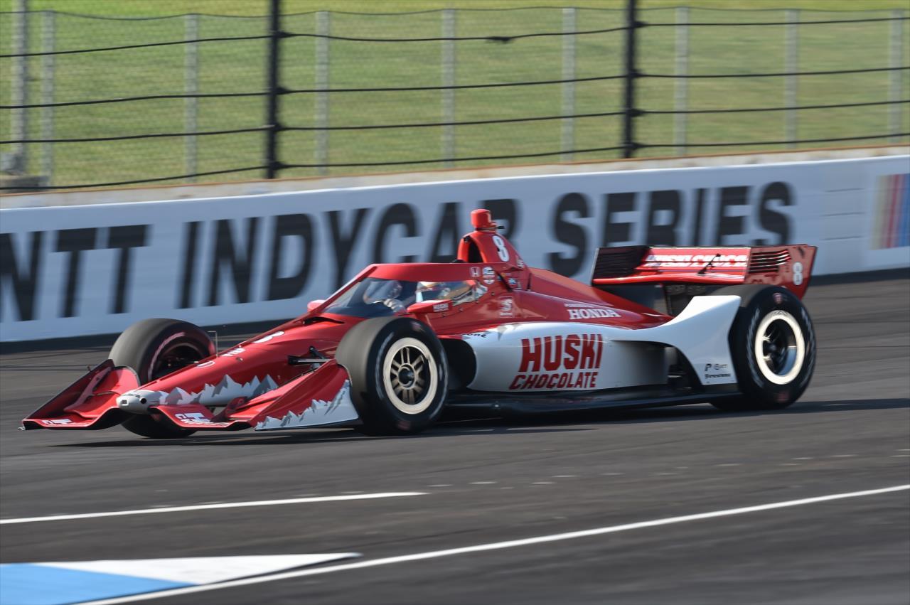 Indycar 2020 - Marcus Ericsson