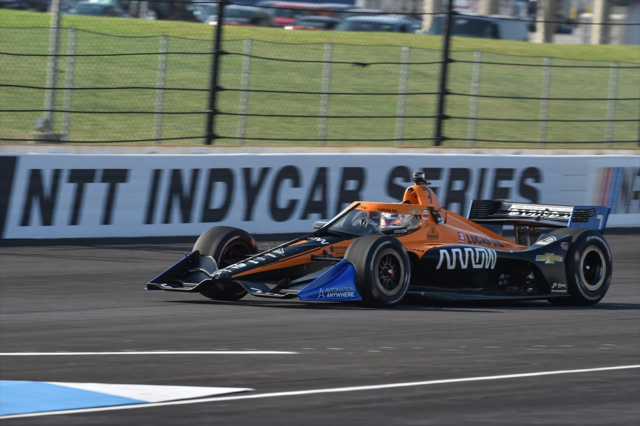 Indycar 2020 - Oliver Askew