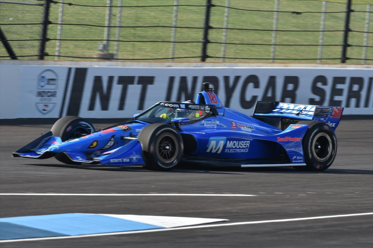 Indycar 2020 - Santino Ferrucci