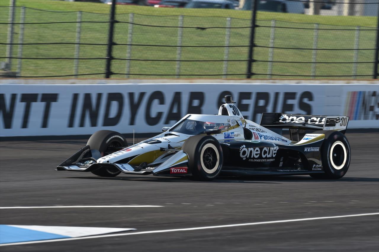 Indycar 2020 - Takuma Sato