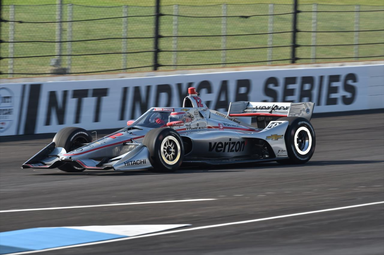 Indycar 2020 - Will Power