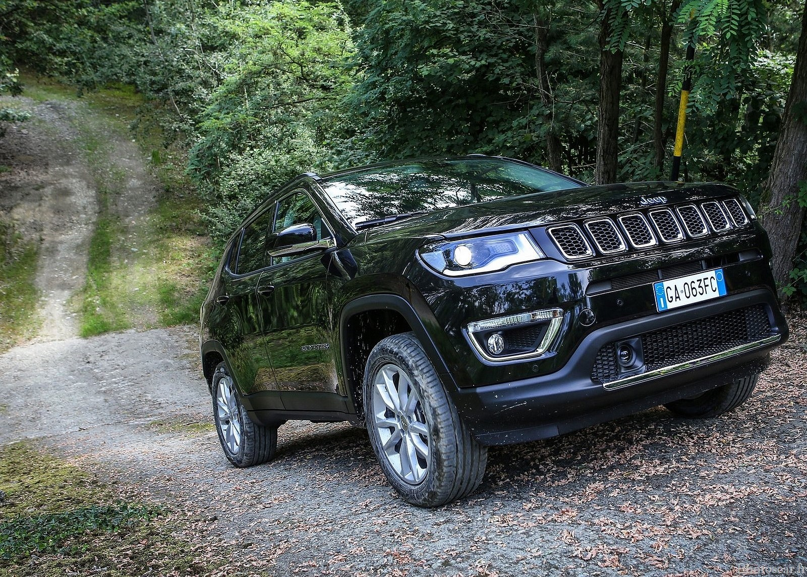 Jeep Compass 4xe 2021