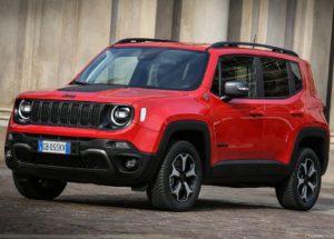 Jeep Renegade 4xe 2021