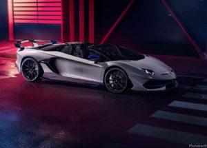 Lamborghini Aventador SVJ Roadster Xago Edition 2020