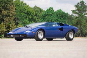 Lamborghini Countach LP400 Periscopica 1976