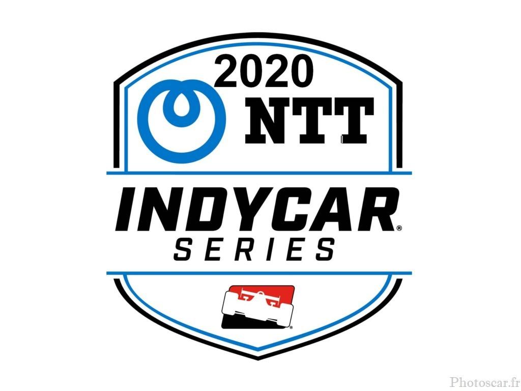 Logo IndyCar 2020