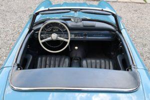 Mercedes 300 SL Roadster 1961