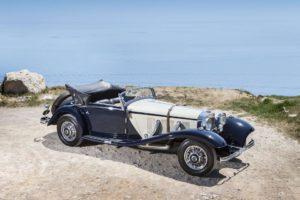 Mercedes 540 K Cabriolet A 1936