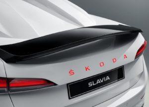 Skoda Slavia Concept 2020
