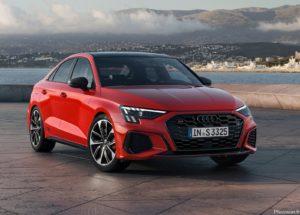 Audi S3 Sedan 2021