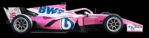 Formule 2 2020 - BWT HWA RACELAB