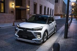 MZ Speed Toyota Raize 2019