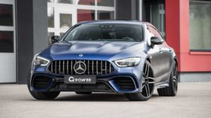 Mercedes AMG GT 63 G-Power 2020