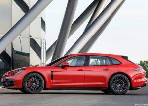 Porsche Panamera GTS Sport Turismo 2021