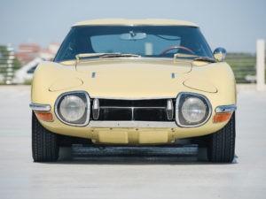 Toyota 2000GT MF10 USA 1967
