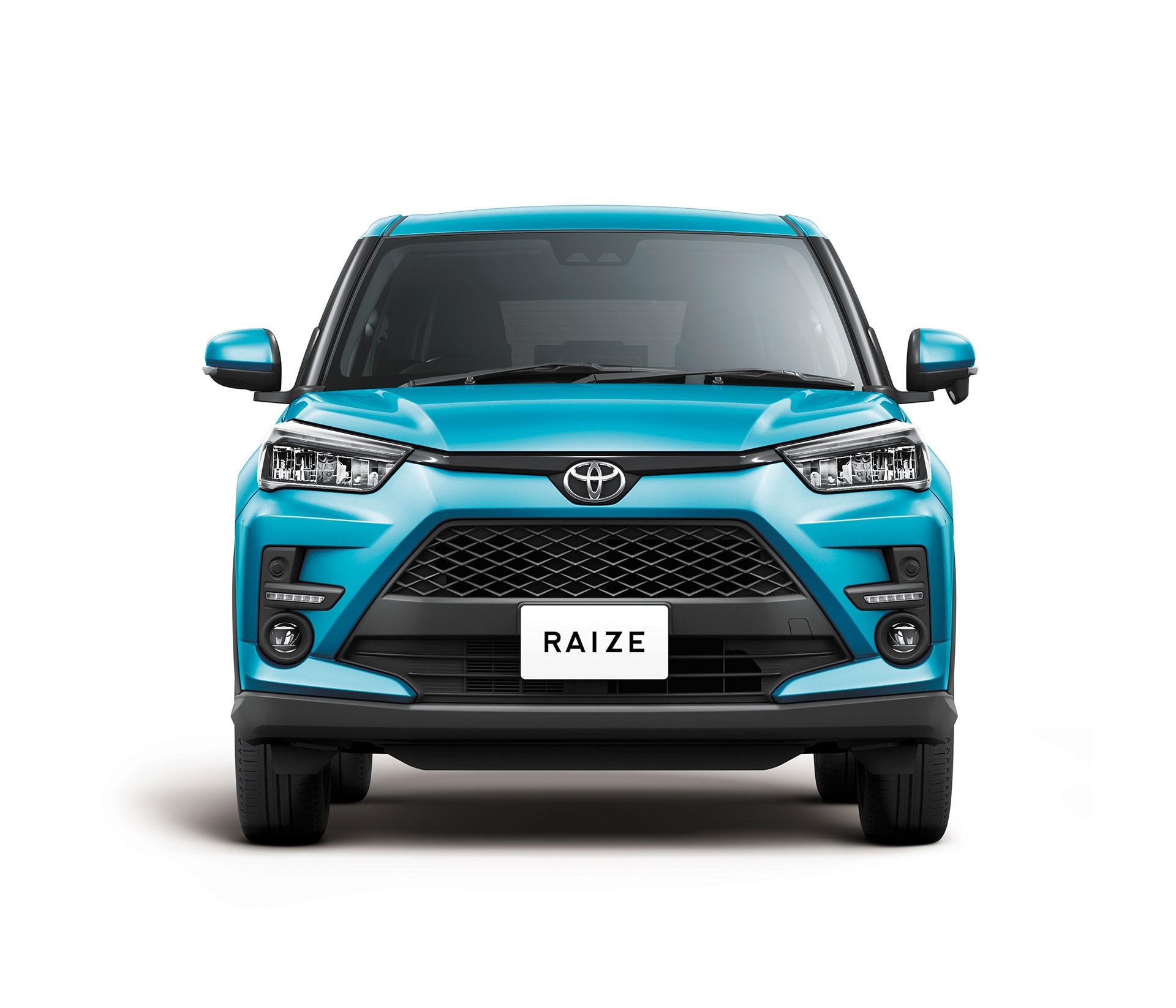 Toyota Raize 2019