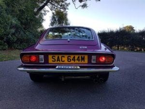 Triumph GT6 MkIII Coupé 1974