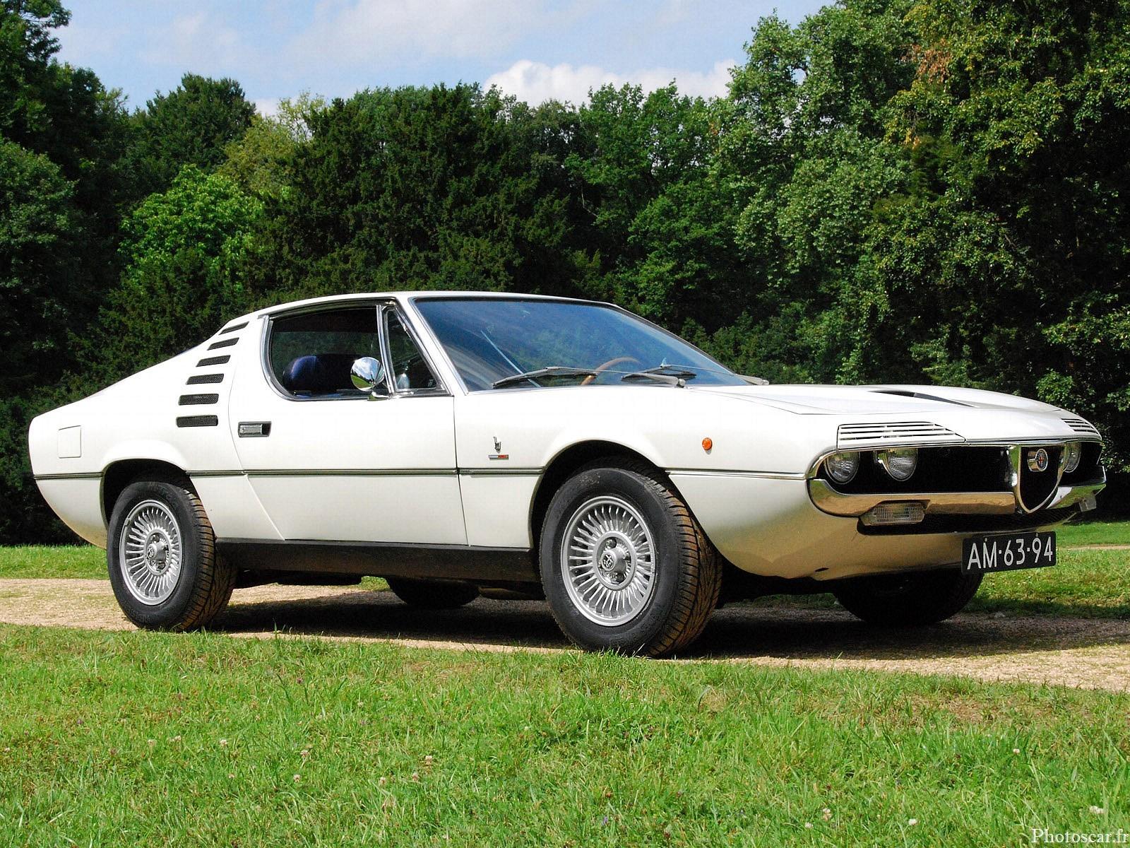Alfa Romeo Montreal 1970