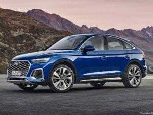 Audi Q5 Sportback 2021