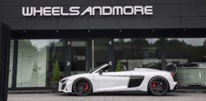 Wheelsandmore - Audi R8 V10 Apocalypticar 2020
