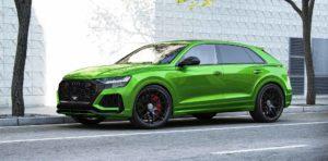 Wheelsandmore - Audi RS Q8 Goliath 2020
