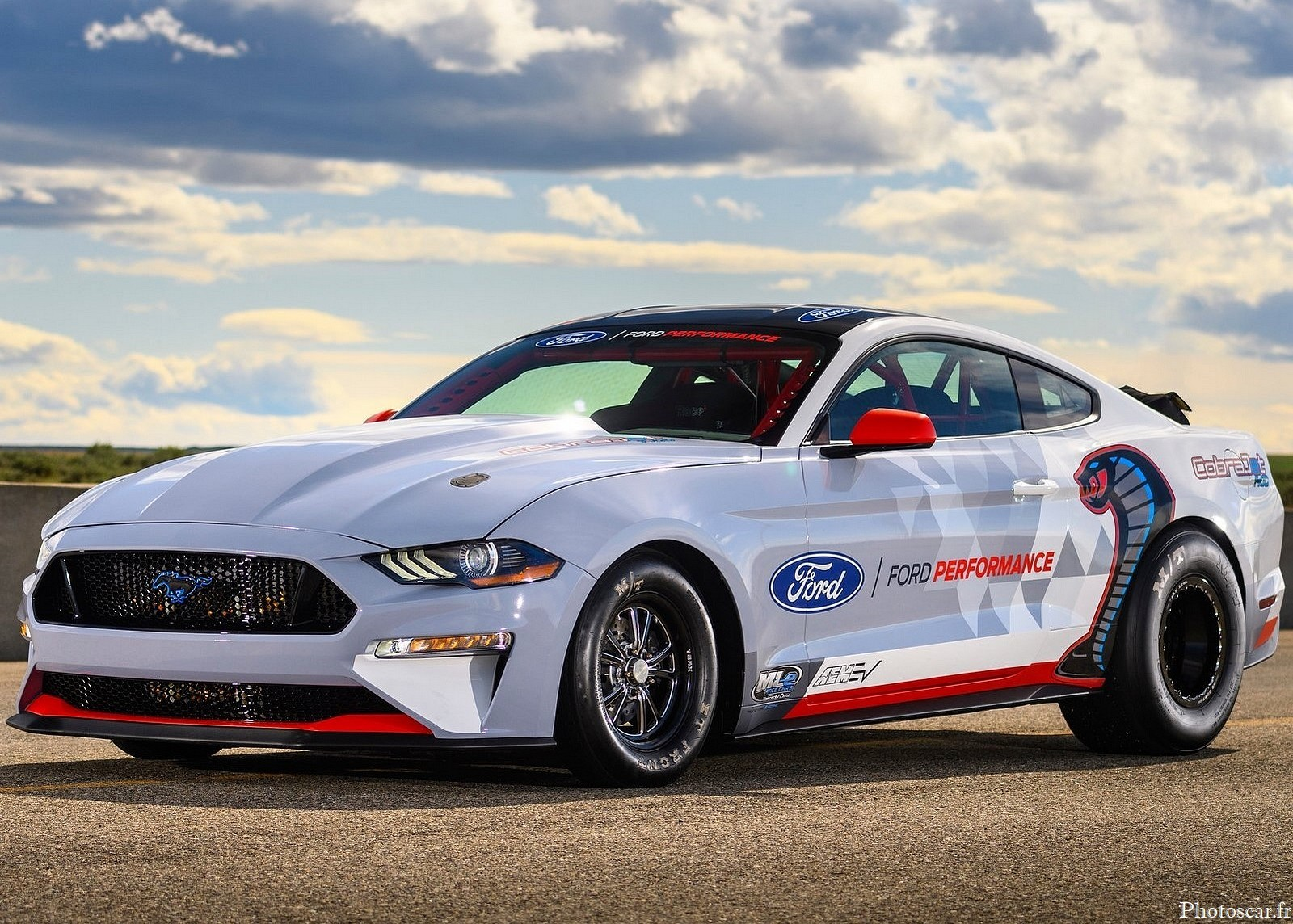 Ford Mustang Cobra Jet 1400 Concept 2020