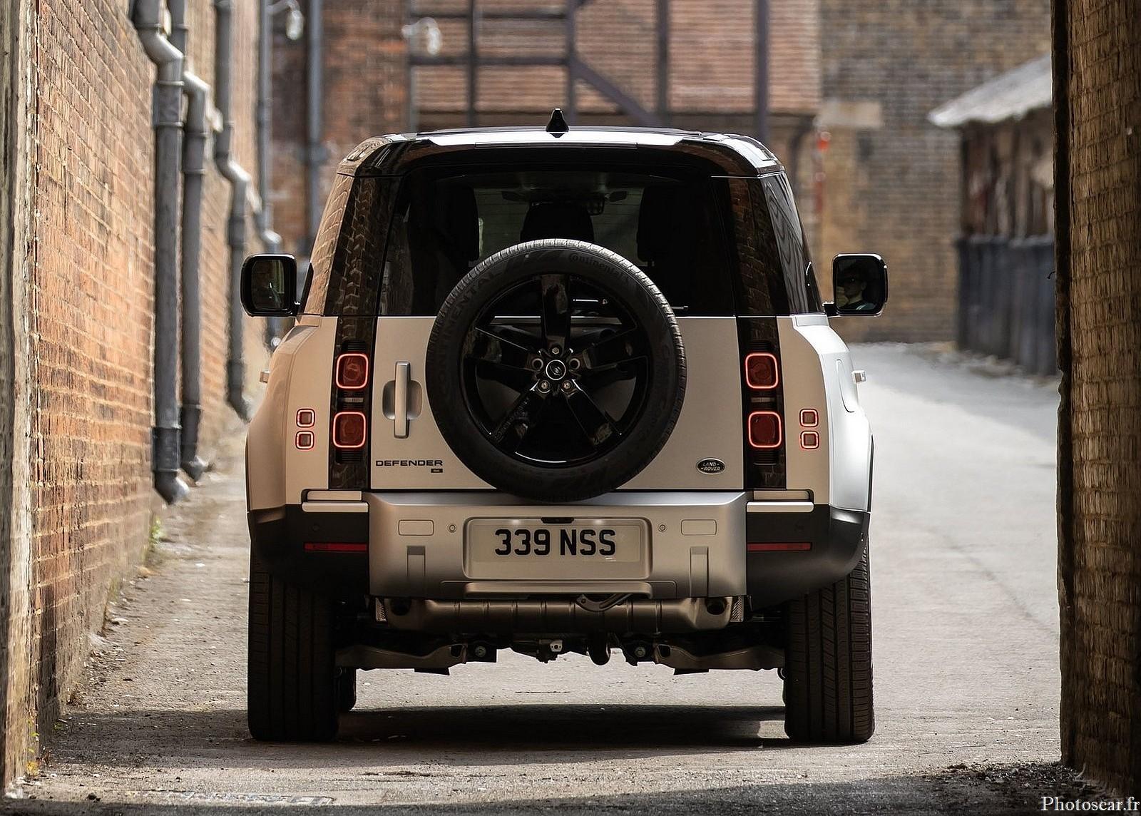 Land Rover Defender 90 2021