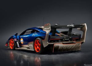 McLaren Senna GTR LM 2020