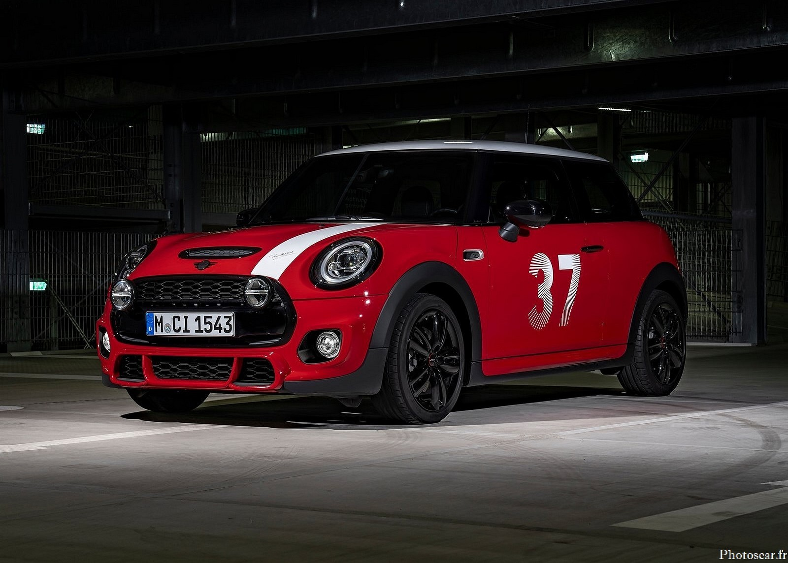 Mini Paddy Hopkirk Edition 2020