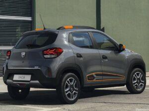 Dacia Spring Electric 2022